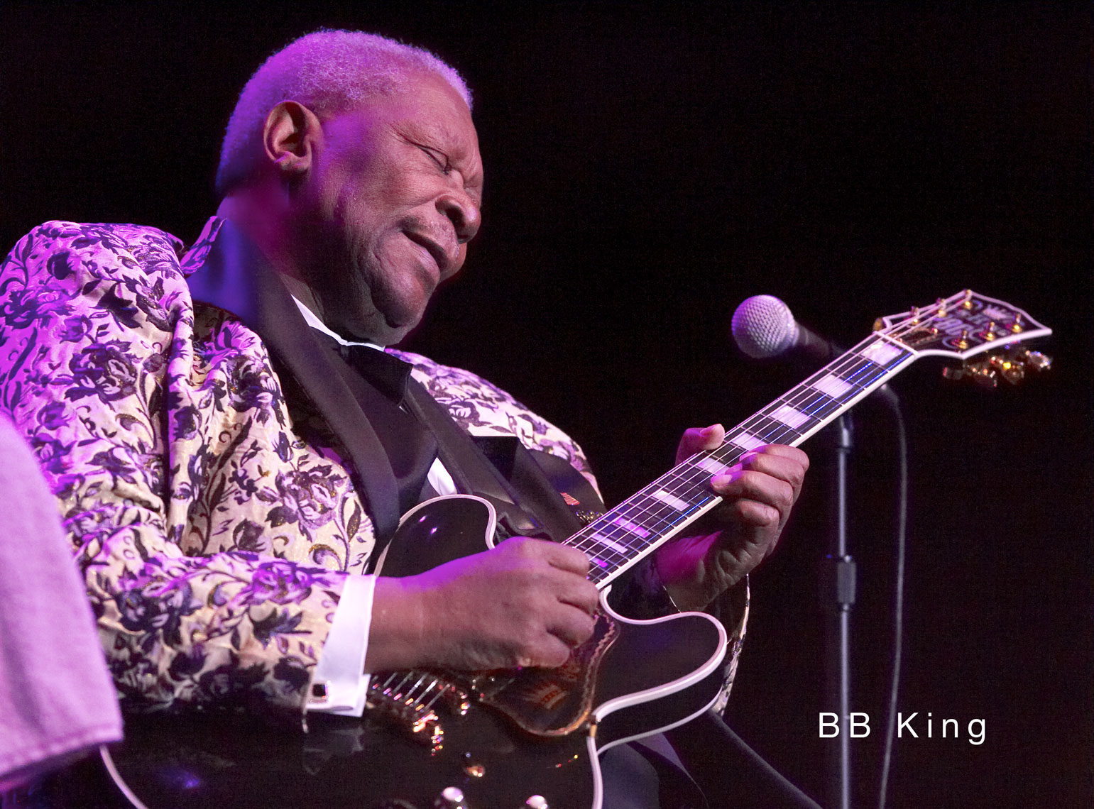 BB King/concert/Mystic Lake Casino/lifestyle photo