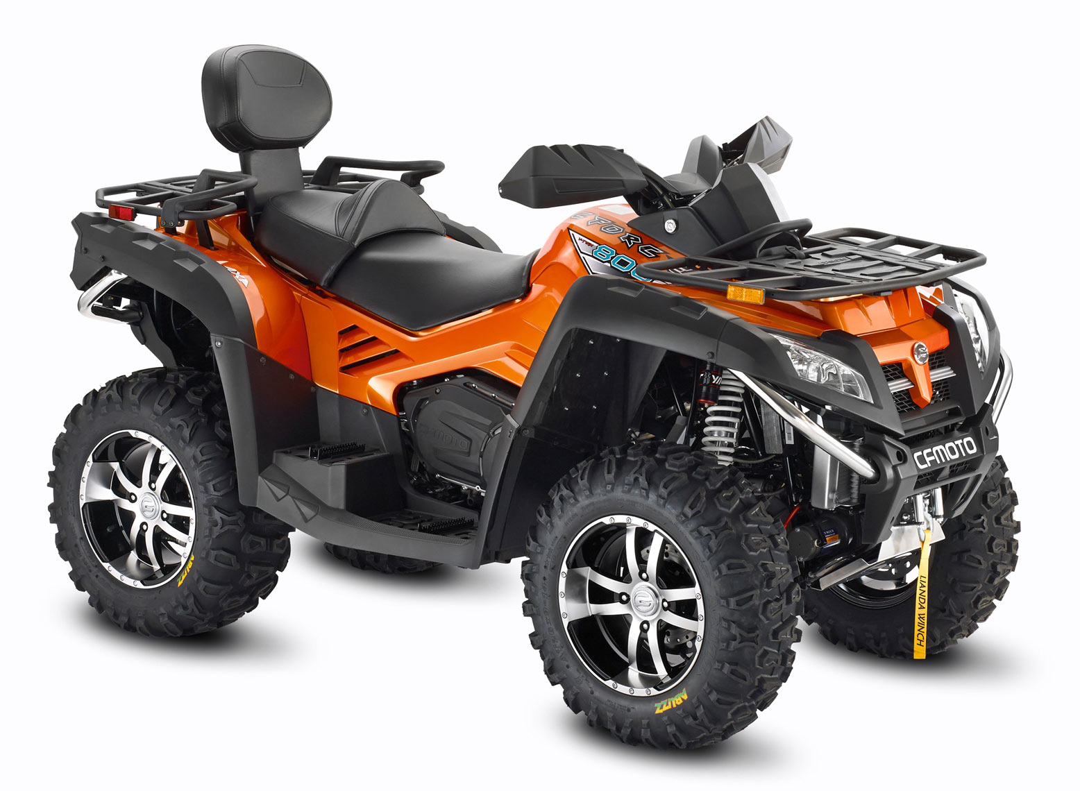 CFORCE-800/four wheeler/white backgound/product photography