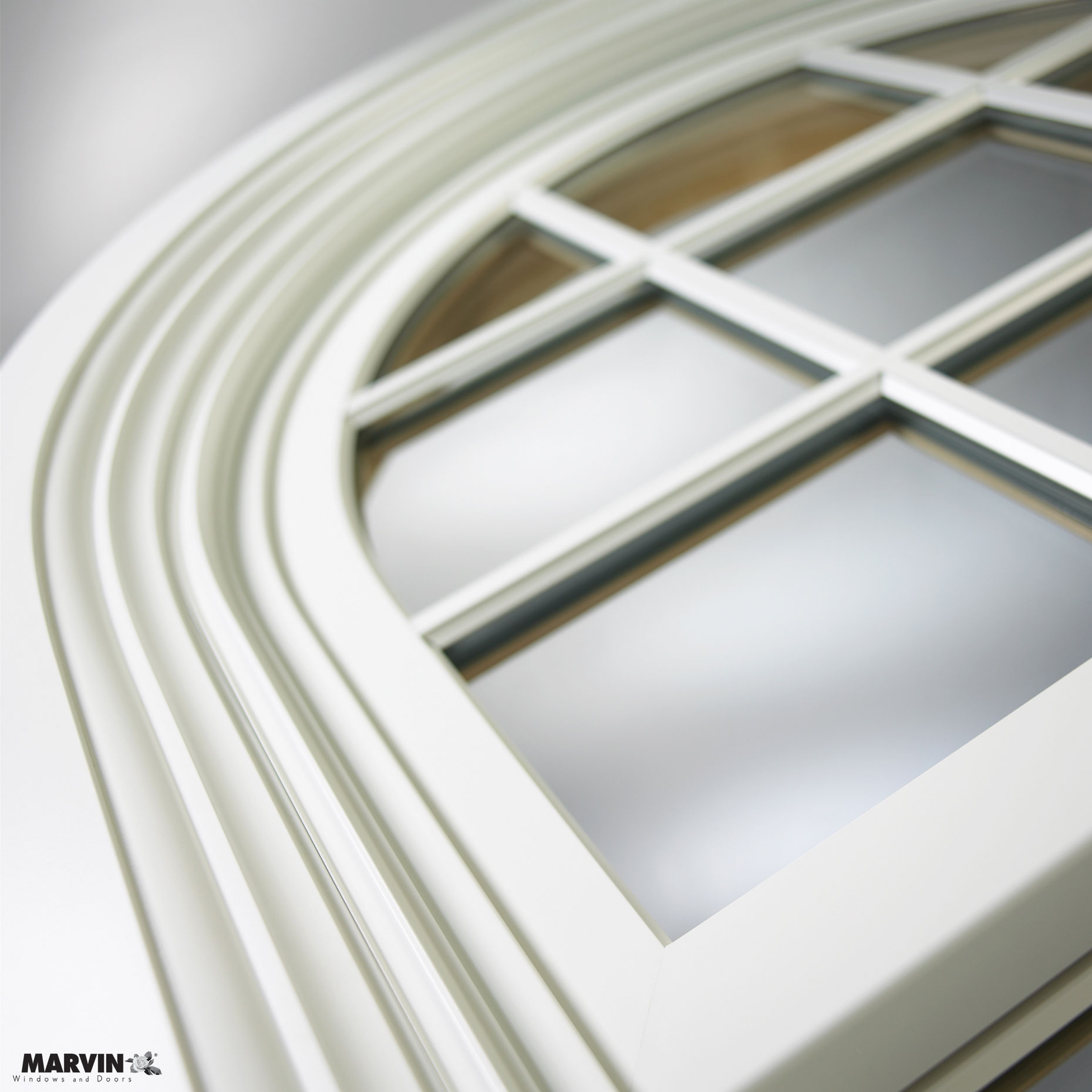 Clad arch window/Marvin/product photography