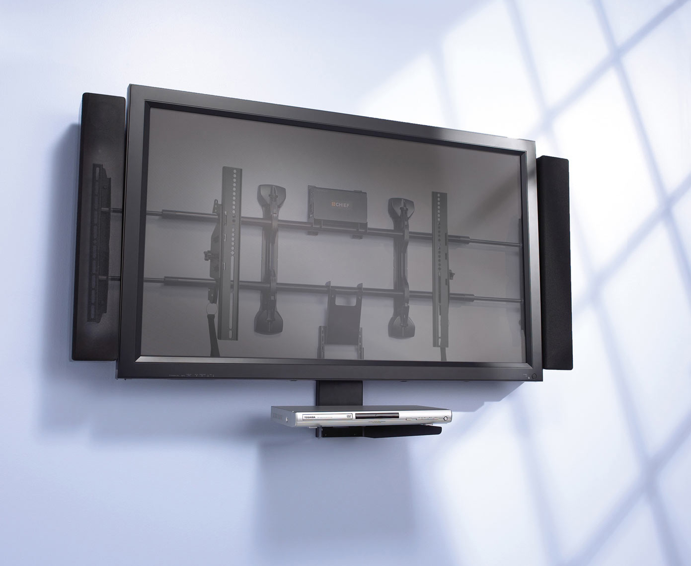 Home theatre TV mount - Pat Barry