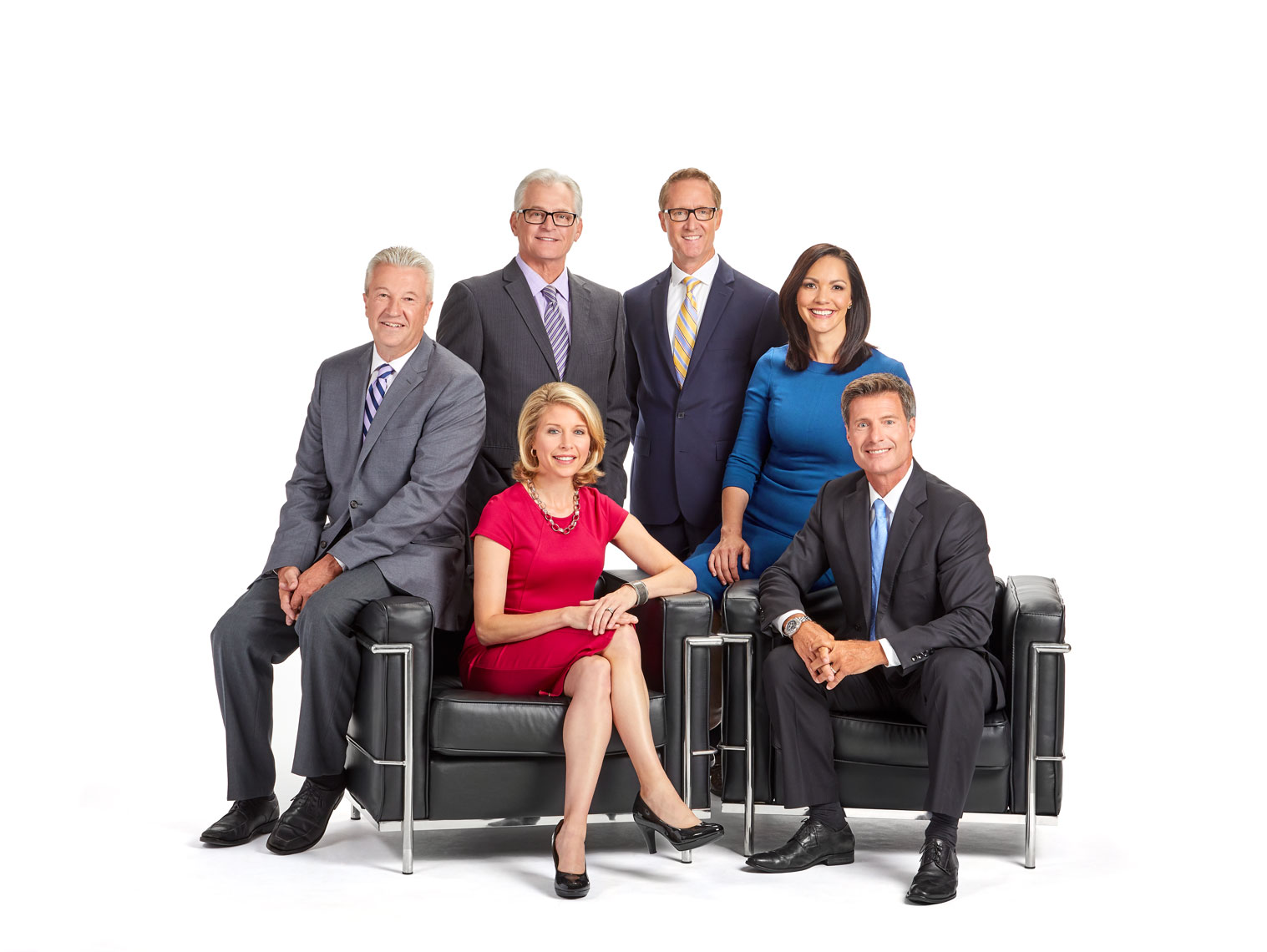 Fox-9-news/crew/white background/group/lifestyle photography