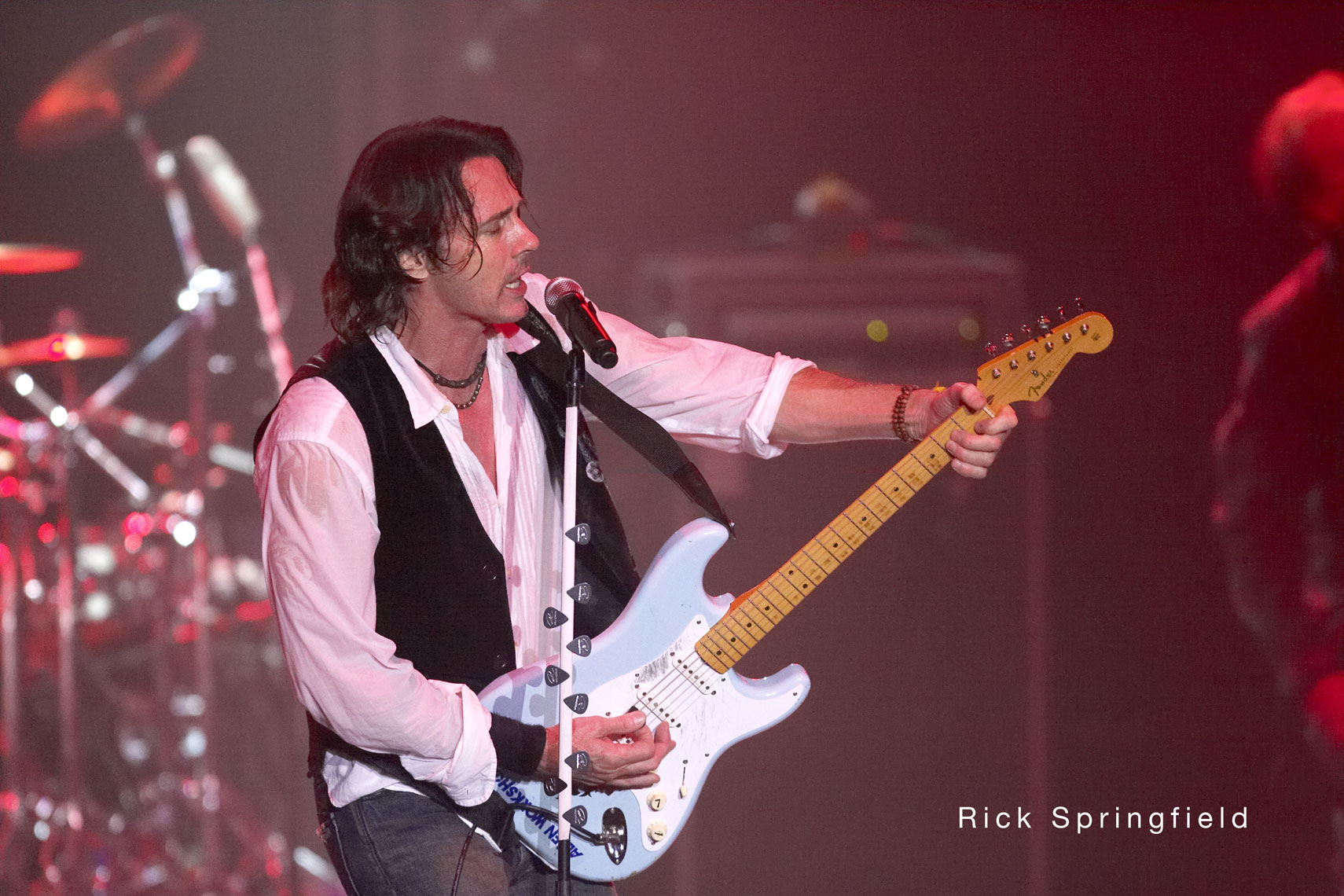 Rick Springfield/Mystic Lake Casino/lifestyle photo