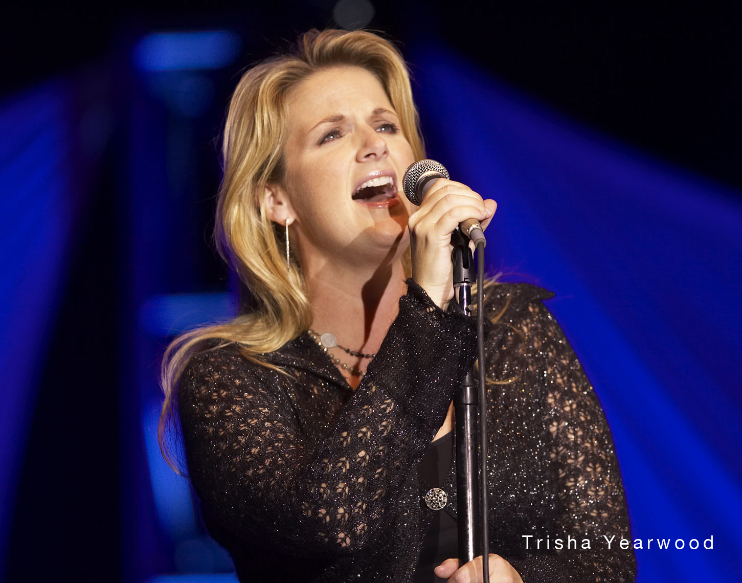 Trisha Yearwood/Mystic Lake Casino/concert photo