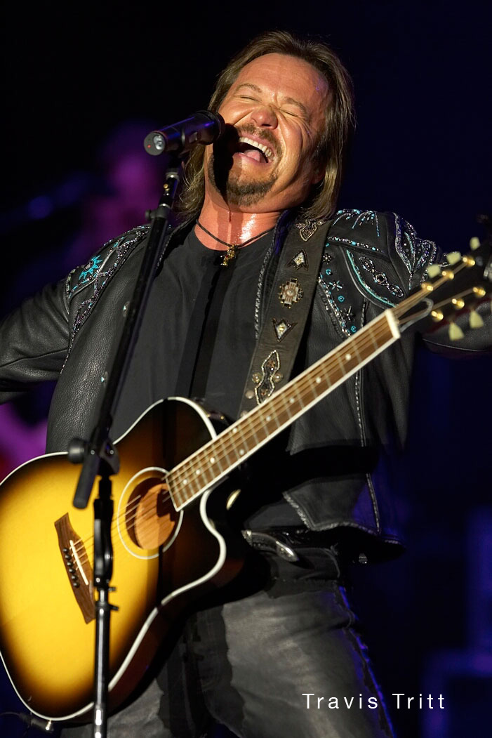 Travis Tritt/concert/Mystic Lake Casino/lifestyle photo
