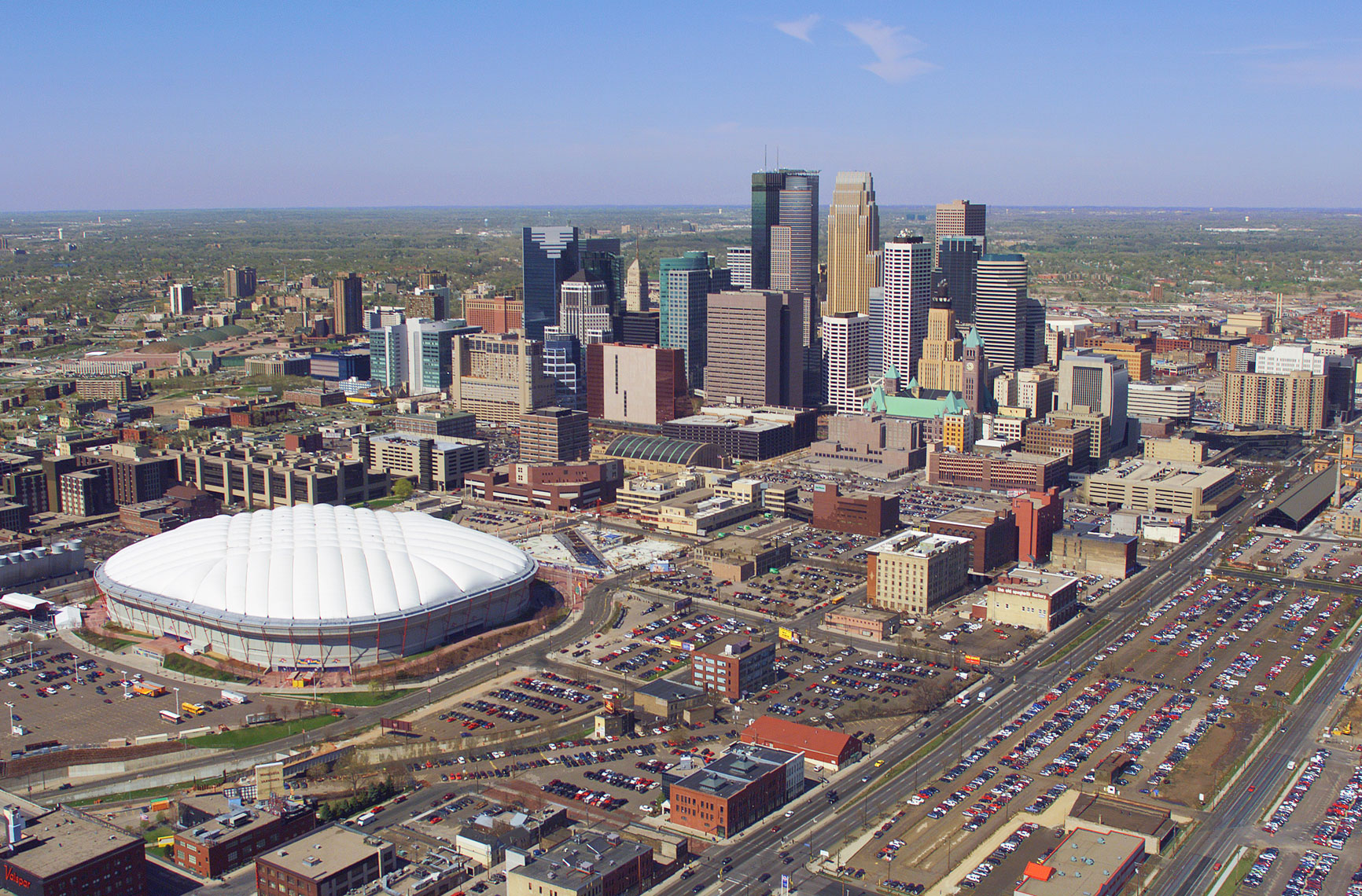 mpls aerial/downtown/arial drone photography