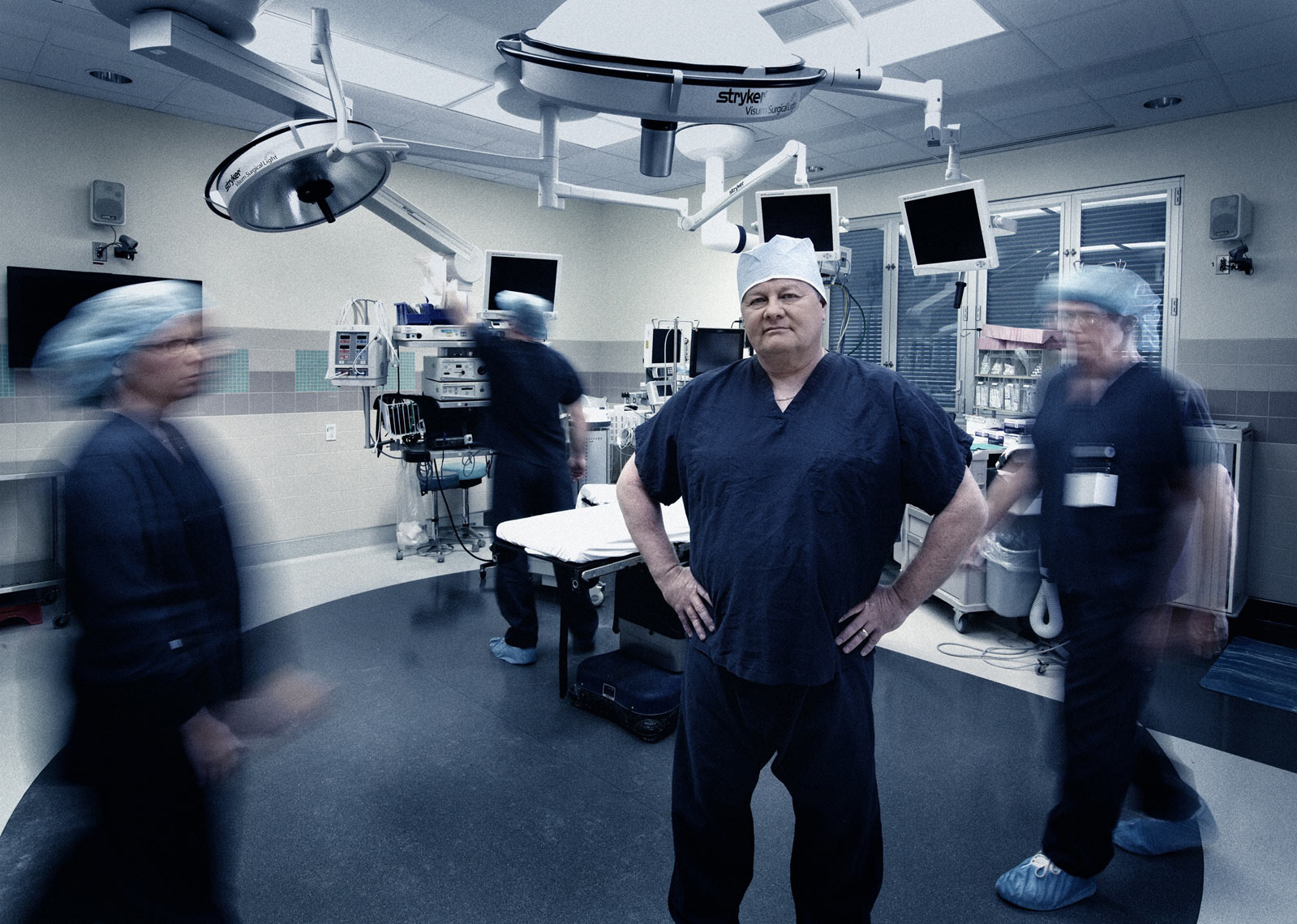 Tria/operating room/medical staff/lifestyle photo